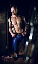Picture of Rubber suspenders