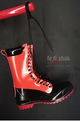 Picture of Red Sergeant rubber boots